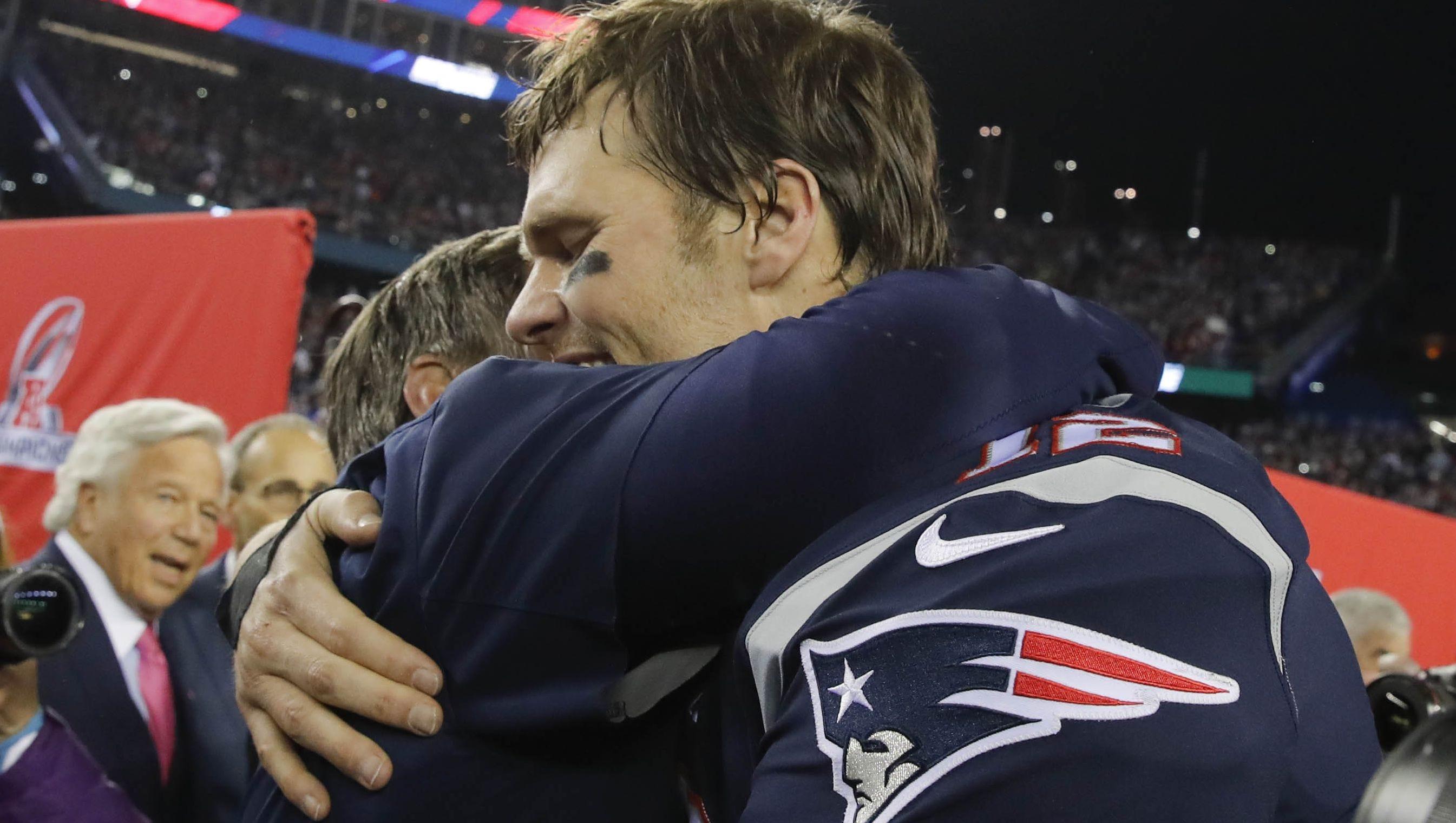 Brady Super Bowl